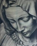 Pieta Study 1 SOLD