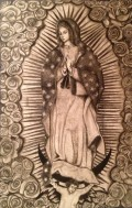 """Our Lady of Guadeloupe"" 22x36"