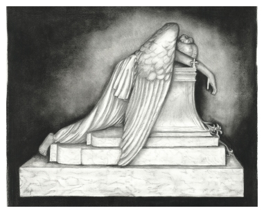Angel of Grief SOLD